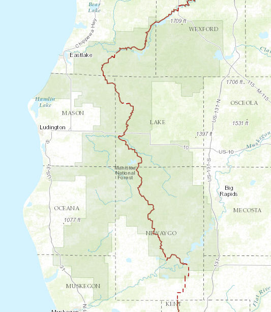 Explore the NCT - Manistee National Forest: Trail Talk on colorado off-road trail maps, inyo ca forestry maps, chippewa national forest maps, colorado forest maps, manistee county forest map, ludington state park trail maps, manistee north bridge road high, vintage michigan county maps, manistee michigan national park, angeles national forest trails maps, manistee national forest trail heads, chippewa indians michigan history maps, manistee county street maps, sam houston national forest hiking maps, ms national forests maps, chiricahua mountains trail maps, southern sierra nevada ohv trail maps, manistee river, cdot mile marker maps,